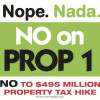 CHART: Prop 1 makes Jordan's taxes highest in Utah