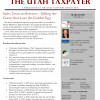 The Utah Taxpayer: March 2019