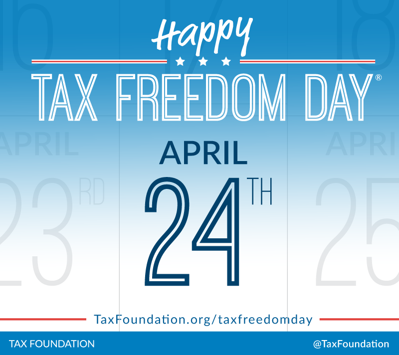 National Tax Freedom Day 2015